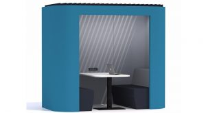 Oasis Soft Meeting Booth 2