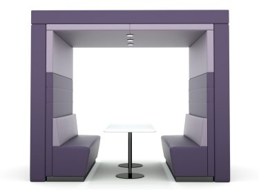 Citrus Seating Open Booths